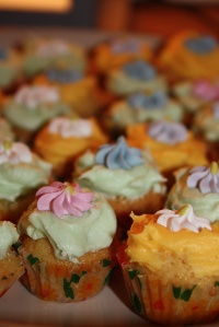 Easter Mini Cupcakes