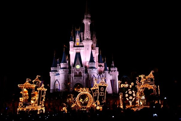 Magic Kingdom, 2009 (taken by me)