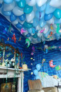 Little Mermaid Decorations