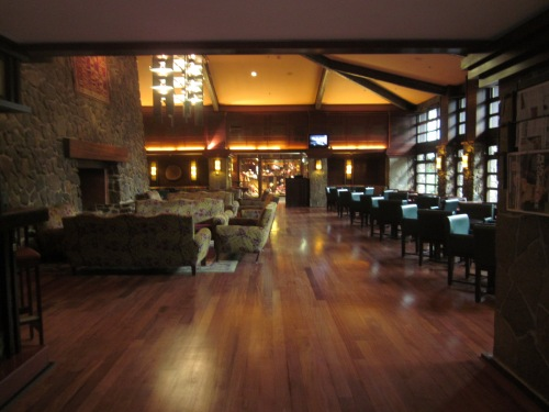 The Redwood Lounge