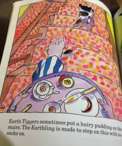 Dr Xargle's Book of Earth Tiggers - Jeanne Willis and Tony Ross
