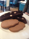 Cookies and biscotti