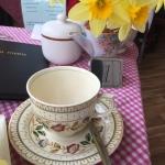 Olde teacup