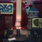 Lamps! Random stuff!
