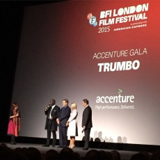 Adewale Akinnuoye-Agbaje, John Goodman, Helen Mirren and Bryan Cranston introduce the film